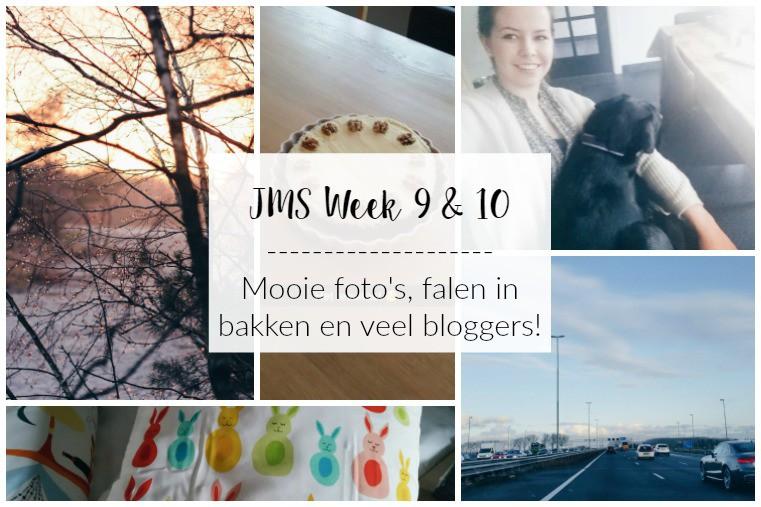 JMS Week 9 & 10 | Mooie foto's, falen in bakken en heel veel bloggers!