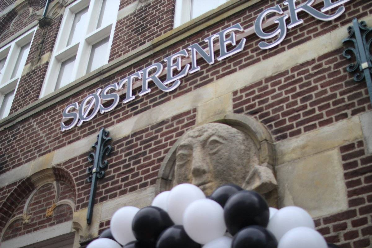 De nieuwe Sostrene Grene in Den Bosch