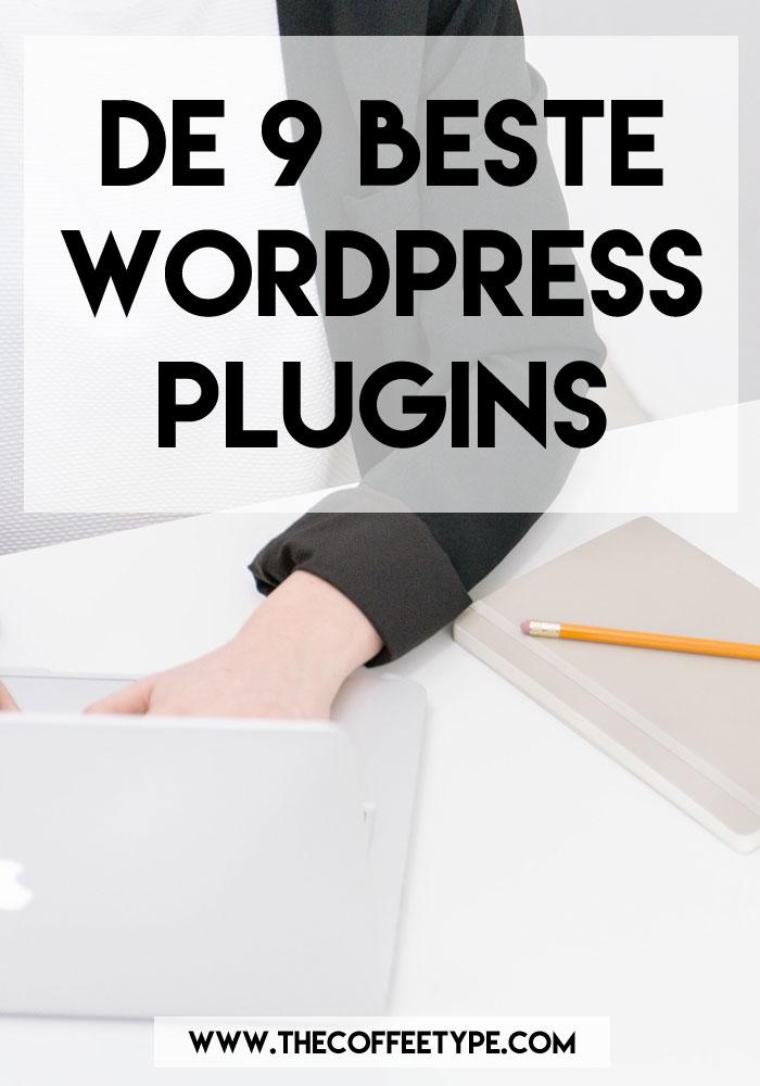 De 9 Beste WordPress Plugins | WordPress is een ideaal systeem, met vele opties. Vooral de plugins zijn handig om simpele opties toe te voegen zonder uitgebreide kennis te hebben. Dit zijn de 9 beste WordPress Plugins die je moet hebben!