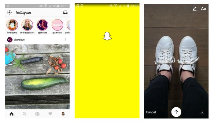 Instagram Stories: gaat dit de dood van Snapchat zijn?