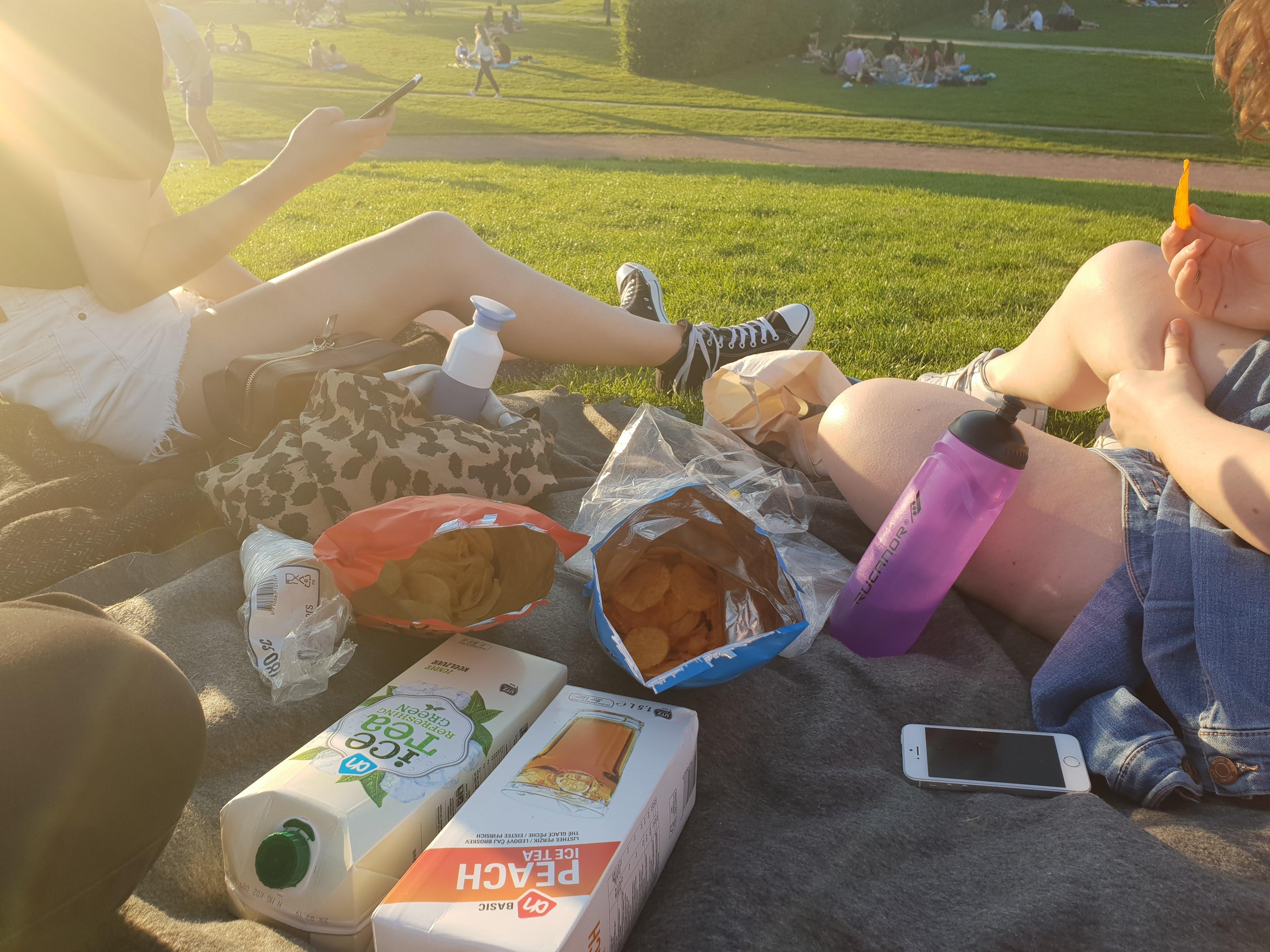 Diary Week 19: Zon, hockey & studentenfeest